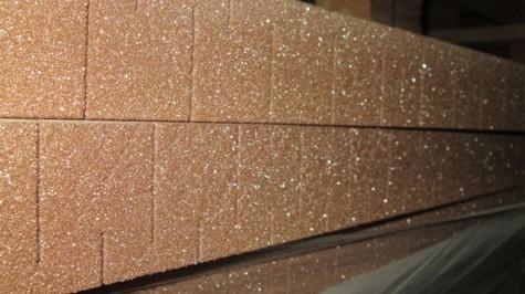 Foto af Cross linked PVC foam