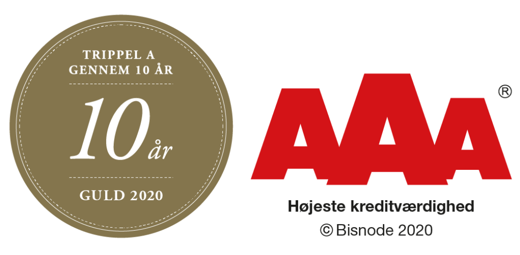 AAA guld kreditværdighed